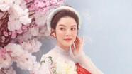 Lý Nhã Kỳ đẹp ngọt ngào trong bộ ảnh mừng Xuân