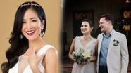 Chồng cũ của diva Hồng Nhung cưới bạn gái người Myanmar