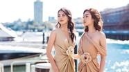 Hoa hậu Mỹ Linh, Tiểu Vy khoe nhan sắc thanh xuân rực rỡ ở Sydney