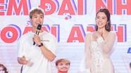 Công Phượng giữ khoảng cách với Hoa hậu Huỳnh Vy ở sự kiện