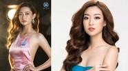 Ngỡ ngàng sự giống nhau cực kỳ gợi cảm giữa Hoa hậu Lương Thùy Linh và Đỗ Mỹ Linh