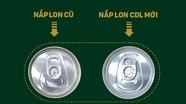 Huda sử dụng nắp lon mới giúp tiết kiệm nguyên liệu, thân thiện với môi trường và ngành công nghiệp