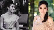 Nhan sắc trẻ trung khó tin ở tuổi 72 của cựu Hoa hậu Thái Lan