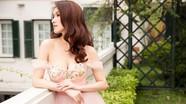 Nhan sắc quyến rũ của Hoa hậu Thùy Lâm sau 10 năm ở ẩn