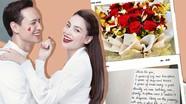 Kim Lý tặng Hồ Ngọc Hà bức thư ngọt ngào kỷ niệm 3 năm yêu