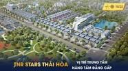 Thi công thần tốc 'siêu đô thị' hiện đại bậc nhất TX.Thái Hòa