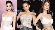 Lệ Quyên diện váy 'hở bạo' đọ dáng cùng loạt mỹ nhân Việt trên thảm đỏ