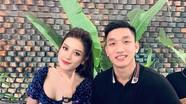 Á hậu Huyền My sinh nhật tuổi 25 thân mật bên tiền vệ Trọng Đại