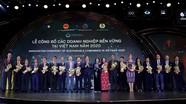Vinamilk dẫn đầu top 100 doanh nghiệp bền vững Việt Nam năm 2020