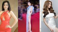 Hoa hậu Mai Phương Thúy và những mỹ nhân nào có đôi chân dài nhất showbiz Việt?