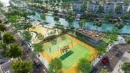 The Ruby Island - 'bom tấn' mở màn thị trường bất động sản tại thành Vinh 2021