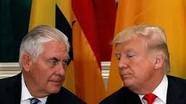 Các nước phản ứng thế nào khi Trump sa thải ngoại trưởng Mỹ Rex Tillerson?
