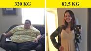 6 ca 'lột xác' ngoạn mục nhờ kiên trì giảm cân