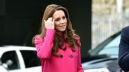 Cách diện giày sành điệu của Công nương Kate Middleton