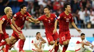 Nhìn lại hành trình của ĐTVN tại Asian Cup 2019