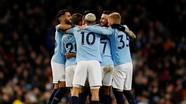 Thắng Watford,  Manchester City duy trì ngôi đầu bảng