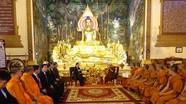 Đoàn đại biểu cấp cao Ban Tôn giáo Chính phủ thăm và làm việc tại Campuchia