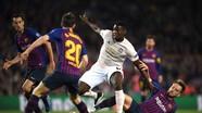 """Barcelona 3 - 0 Manchester United: Sức mạnh """"người khổng lồ"""""""
