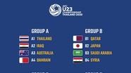 U23 Việt Nam rộng đường đến Olympic Tokyo 2020