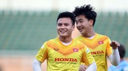 Thầy Park định hình bộ khung nào cho U23 Việt Nam?