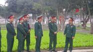 Bộ chỉ huy Quân sự tỉnh kiểm tra công tác tiếp nhận, huấn luyện chiến sỹ mới