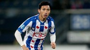 Lý do Văn Hậu 'mất tích' ở đội một của SC Heerenveen; Công Phượng mang tin vui cho thầy Park