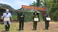 BĐBP Nghệ An khen thưởng các tập thể, cá nhân trong phòng, chống dịch Covid-19