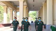 Bộ Quốc phòng kiểm tra công tác phòng, chống dịch Covid-19 trên biên giới Nghệ An