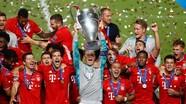 Đội tuyển Việt Nam có giá 127 tỷ đồng; Bayern Munich lần thứ 6 vô địch Champions League