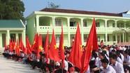 Hơn 1.500 trường học trong tỉnh tưng bừng khai giảng năm học mới