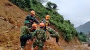 Công binh Lữ đoàn 414 nổ mìn phá đá vào Thủy điện Rào Trăng 3