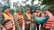 Thượng tướng Phan Văn Giang: Các lực lượng phải đảm bảo sát cơ sở, sát tình huống trong phòng chống bão lụt