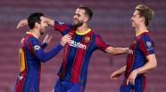 Đoàn Văn Hậu: 'Tôi muốn vô địch V.League'; Messi 'nổ súng', Barca vất vả hạ Dynamo Kiev