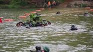 Cận cảnh một ngày cùng bộ đội Nghệ An hành quân diễn tập