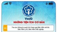 Những điều cần biết về ứng dụng VssID - Bảo hiểm xã hội số