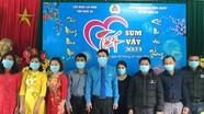 Liên đoàn Lao động tỉnh tổ chức 'Tết Sum vầy' cho công nhân lao động ngành Nông nghiệp và PTNT