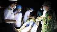 Bác sỹ đảo Trường Sa cấp cứu thành công ngư dân bị đột quỵ