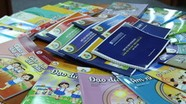 Cao nhất hơn 400 nghìn đồng một bộ sách giáo khoa cho năm học mới