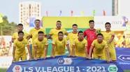 Tiền vệ Nguyễn Văn Đức lần đầu thi đấu cho đội 1