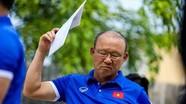 Ông Park 'nổi giận' vì danh sách tuyển Việt Nam bị lộ; PSG ngậm ngùi nhìn Man City vào chung kết