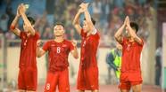 Trọng Hoàng: 'Chúng tôi quyết tâm để hiện thực hóa ước mơ World Cup'