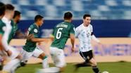 Messi 'gánh' Argentina, mừng hay lo?