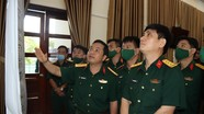 Bộ CHQS tỉnh: Thông qua phương án thực binh trong diễn tập khu vực phòng thủ tỉnh năm 2021