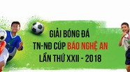 Trực tiếp: NĐ Nghi Lộc - NĐ Đô Lương (Bán kết)