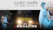 Cuộc chiến với 'giặc' Covid-19 ở Nghệ An