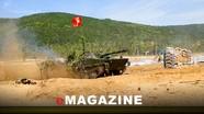 Phát huy truyền thống, xây dựng lực lượng vũ trang Nghệ An vững mạnh toàn diện