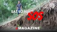 Cảnh báo sạt lở ở Nghệ An: SOS
