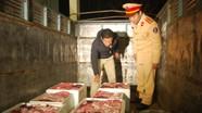 Thanh Chương: Thu giữ gần 700kg nội tạng động vật không rõ nguồn gốc  