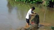 Bắt vụ sử dụng ngư cụ gây tận diệt nguồn lợi thủy sản