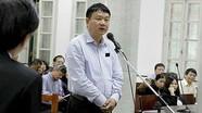 Ông Đinh La Thăng hầu tòa phúc thẩm sau bản án 13 năm tù vụ PVC